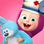 Masha and the Bear: Toy doctor 1.2.3 (Mod) 1.2.1