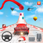 Mega Ramp Car Racing Stunts 3d Stunt Driving Games 1.2.2  (Mod)
