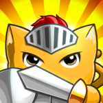 Meowar – PvP Cat Merge Defense TD 0.6.7.2 (Mod)