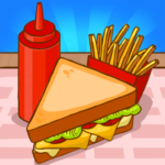 Merge Sandwich: Happy Club Sandwich Restaurant 2.0.11 (Mod)