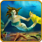 Mermaid simulator 3d game – Mermaid games 2020 2.7  (Mod)