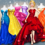 Model Fashion Red Carpet: Dress Up Game For Girls  (Mod) 0.2
