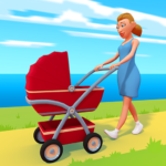 Mother Simulator: Happy Virtual Family Life 1.5.6  (Mod)