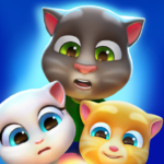 My Talking Tom Friends 1.3.1.2 (Mod)