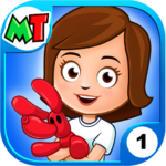 My Town: Home Dollhouse: Kids Play Life house game (Mod) 6.04