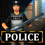 POLICE CRIME SIMULATOR: SUPERHERO GANGSTER KILL 0.5 (Mod)
