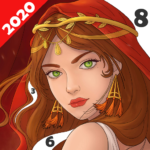 Paint Color: Coloring by Number for Adults 20.11.28  (Mod)