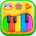 Piano for babies and kids 1.3 (Mod) 1.3