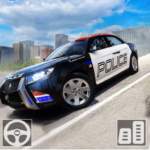 Police Car Parking Mania 3D Simulation 1.24  (Mod)
