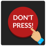 Red Button: don't press the button,this not a game 3.50 (Mod)