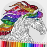 Relaxing Adult Coloring Book 2.7 (Mod)
