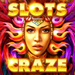 🎰 Slots Craze: Free Slot Machines & Casino Games  1.152.75 (Mod)