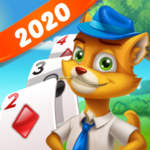 Solitaire: Forest Rescue TriPeaks 2.0.37 (Mod)