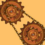 Steampunk Idle Spinner: Coin Factory Machines 1.9.3 (Mod)