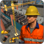 Supermarket Construction Games:Crane operator 1.6.0 (Mod)