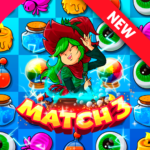 The Apprentice Witch – Puzzle Match 3 Game 3 (Mod)
