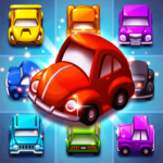 Traffic Puzzle Match 3 & Car Puzzle Game 2021  (Mod) 1.55.2.318
