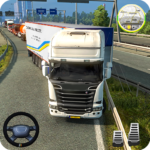 US Heavy Modern Truck: Grand Driving Simulator 3D 1.0 (Mod)