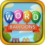Word Balloons – Word Games free for Adults 1.105 (Mod)
