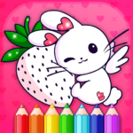 Animated Kids Coloring Book  (Mod) 3.4