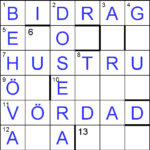 Barred Crossword  (Mod) 3.0.4