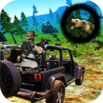 Bear Hunting on Wheels 4×4 – FPS Shooting Game 18  (Mod)  1.6