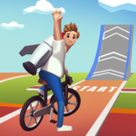 Bike Hop: Crazy BMX Bike Jump 3D  (Mod) 1.0.59