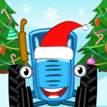 Blue Tractor Games for Toddlers 2 Years Old! Pre K  (Mod) 1.1.4