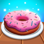 Boston Donut Truck – Fast Food Cooking Game  (Mod) 1.0.8