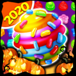 Candy Bomb Fever 2020 Match 3 Puzzle Free Game  (Mod) 1.6.6