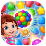 Candy Jelly Match 3  (Mod) 1.8.0
