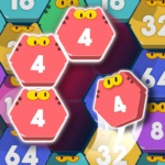 Cat Cell Connect – Merge Number Hexa Blocks  (Mod) 1.2.0