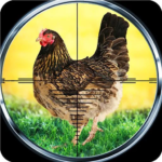 Chicken Shoot Safari Hunting: Sniper Hunt 3D 2018  (Mod) 1.1