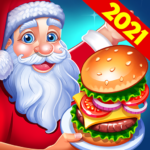 Christmas Fever Cooking Star Chef Cooking Games 1.1.8 MOD + APK