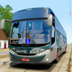 City Coach Bus Driving Simulator 3D: City Bus Game  (Mod) 1.1