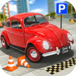 Classic Car Parking Real Driving Test  (Mod) 1.7.8