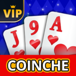 Coinche Offline – Single Player Card Game  (Mod) 2.1.31
