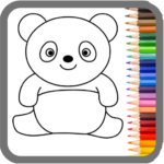 Coloring Games for Kids: Baby Drawing Book & Pages  (Mod) 1.0.6