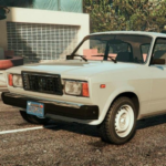 Drive Classic VAZ 2107 Parking  (Mod) 6.1