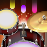 Drum Live Real drum set drum kit music drum beat  4.3 (Mod)