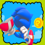 Endless escaping game Surfer Dash  (Mod) 1.0