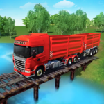 Euro Cargo Truck Simulation 3D Truck Driving Games  (Mod) 1.0