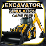 Excavator Simulation Game free  (Mod) 1.1