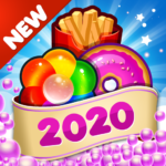 Fast Food 2020 New Match 3 Free Games Without Wifi  2.1.0 (Mod)