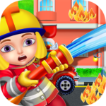 Firefighters Fire Rescue Kids – Fun Games for Kids  (Mod) 1.0.13