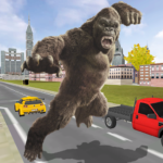 Gorilla Escape City Jail Survival  (Mod) 2.3
