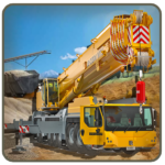 Heavy Crane Simulator Game 2019 – CONSTRUCTION SIM  (Mod) 1.3.0