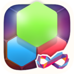 Hex FRVR – Drag the Block in the Hexagonal Puzzle  (Mod) 3.15.5