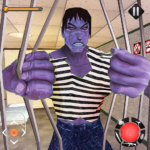 Incredible Monster: Superhero Prison Escape Games  2.6 (Mod)