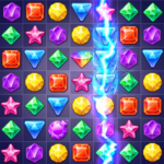Jewels Track – Match 3 Puzzle  (Mod) 5.9.5038